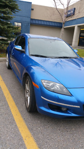 2004 MAZDA RX8 GT - super low kms 95,000