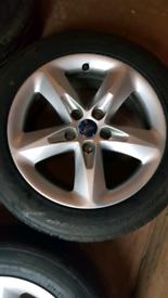 """16"""" Ford focus alloys"""
