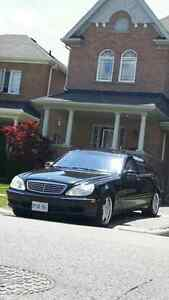 2001 MERCEDES-BENZ S600 *NEED GONE*