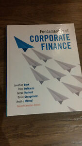 MGCR-341- Introduction to Finance / Corporate Finance  (McGill)