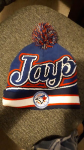 Toronto Blue Jays winter Hat, Like New