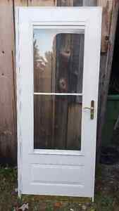 Used Screen door