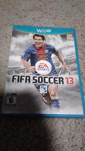 Fifa Soccer 13 Wii U