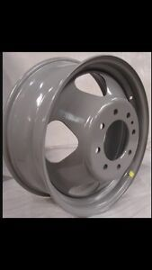 "Wanted 17"" gm dually wheels"