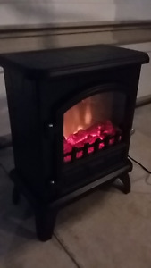 GREAT HEATER ELECTRIC FIREPLACE