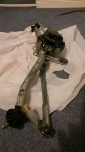 Selling OEM E46 Wiper motor and linkage