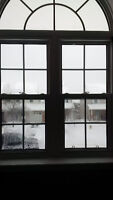 Thermal Glass Units, Foggy Windows, Window Condensation Repaired