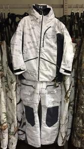 Men's Under Armour Deep Freeze Insulated Camo Parka and Bib