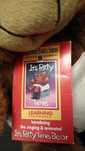 POTTY TRAINING SINGING TEDDY BEAR REWARD Kingston Kingston Area image 2
