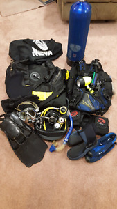 $1,250 · Ultimate His SCUBA Anytime Anywhere Package