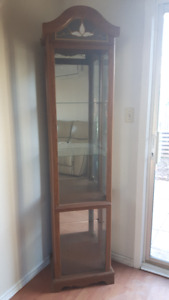 Curio cabinets (2 - each)