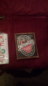 Smith wicks ale beer picture  for man cave