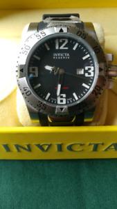 Invicta reserve Swiss watch