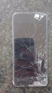Broken Ipod Touch 6th Generation
