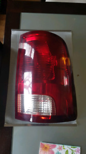 Right side 2009-18 ram right side non led tail light