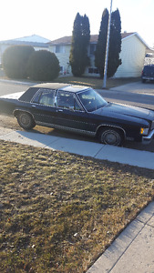 87 grand marquis