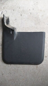 Ford truck mud flaps