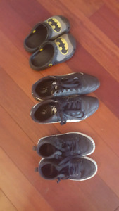 Boys shoes, boots and soccer cleats