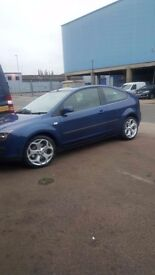 Ford focus 2007 low millage