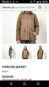 BENCH COAT LADIES