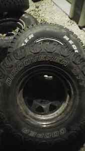 31-10.5r15 for toyota truck or chevy 6 bolt