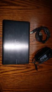 1 TB external hard drive