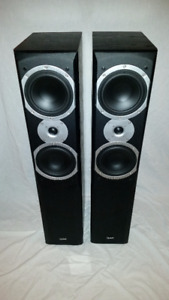 Quest Tower Speakers With Dual Ports! Or Best Offer!