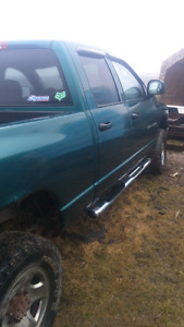 Dodge ram 2500 great parts truck