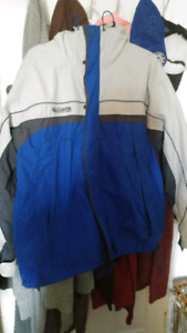 Colombia jacket man XL