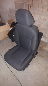 2013 Dodge Charger Passenger Cloth Seat