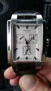 Tissot wrist watch  London Ontario image 1