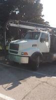 Ford 1997 Vaccum truck with Vactor 2100