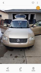 2002 Volkswagen Passat Wagon