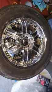 Tires and rims Windsor Region Ontario image 1