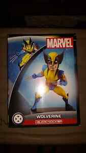 "Marvel 6"" wolverine head knocker!"