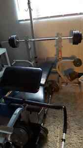 Weight bench