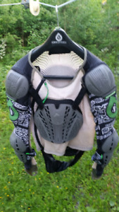 Sixsixone pressure suit XL Body Armor  MX / Down Hill MTB