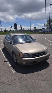 2000 Subaru Legacy GT Berline