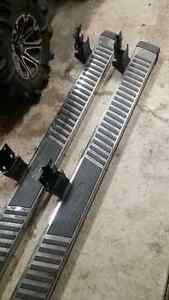 Ford f 350 f 250 chrome running boards