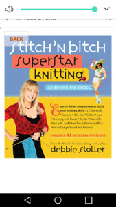 LOOKING FOR HOW TO KNITTING/CROCHETING BOOKS
