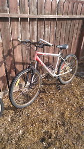 3 bicycles for sale all together
