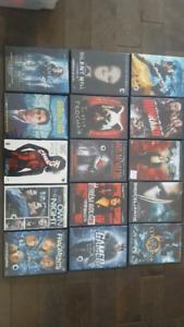 45 dvds