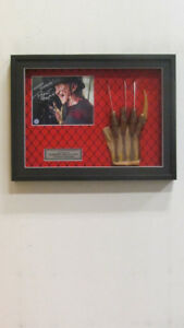 Freddy Krueger/Robert Englund-Autographed picture