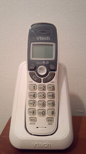 Vtech Home phone White