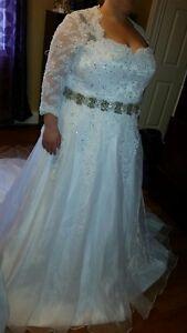 Plus Size Wedding Dress For Sale!!!!
