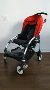 Bugaboo Bee stroller in excellent condition - free accessories