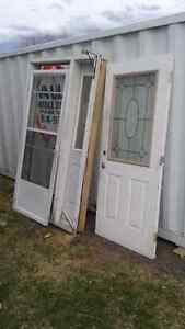 Exterior door for sale