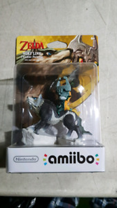 Legend of Zelda - Wolf Link Twilight Princess Amiibo