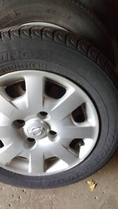185 65 R14 Tires and rims