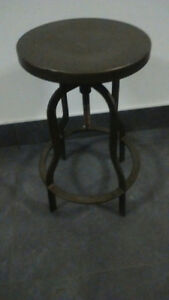 Bar, work shop stool